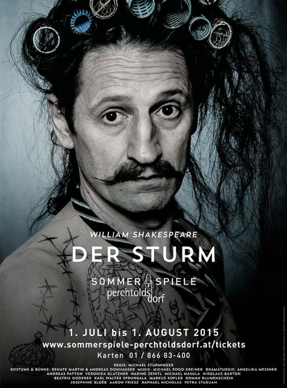 Plakat Der Sturm Andreas Patton 17 Lalo Jodlbauer
